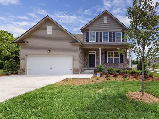 501 Burnley Way (Lot 170), Murfreesboro, TN 37128 (MLS #RTC2222910) :: Village Real Estate