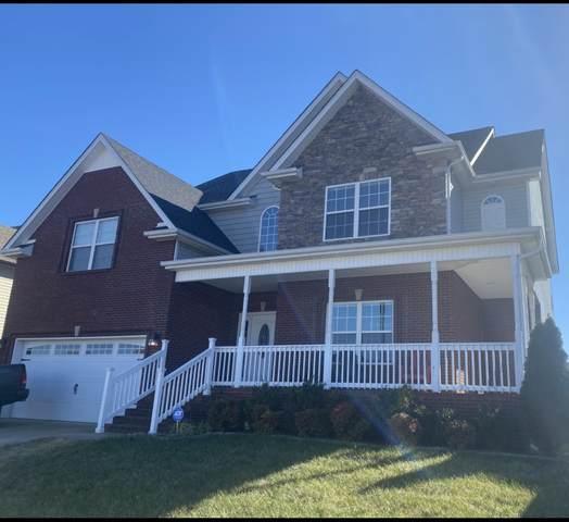 1278 Snowball Ln, Clarksville, TN 37042 (MLS #RTC2222950) :: Kenny Stephens Team