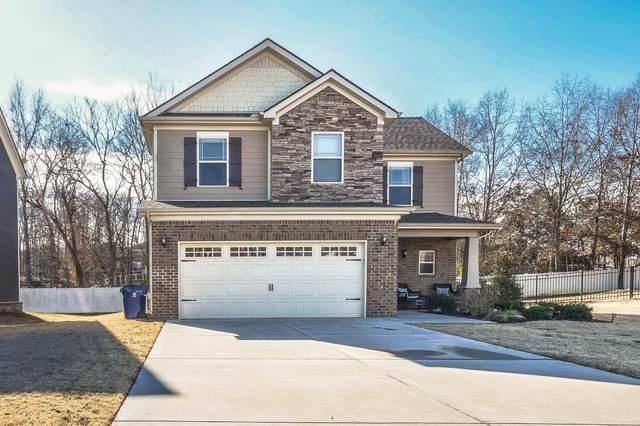 1114 Cotillion Dr, Murfreesboro, TN 37128 (MLS #RTC2222969) :: John Jones Real Estate LLC