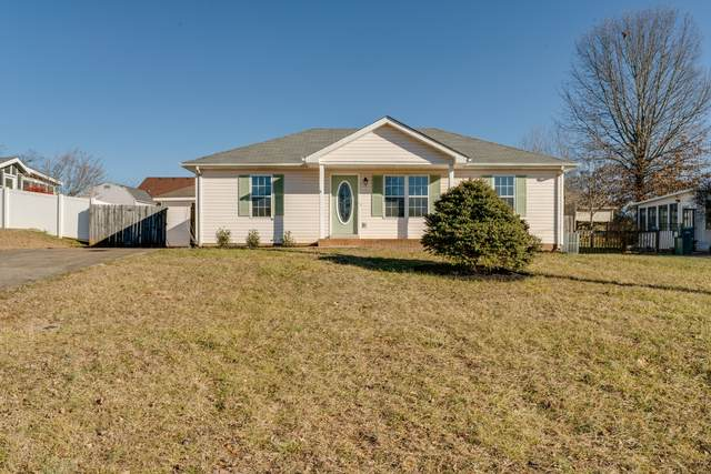2811 Nat Hoosier Ln, Clarksville, TN 37040 (MLS #RTC2222987) :: The Milam Group at Fridrich & Clark Realty