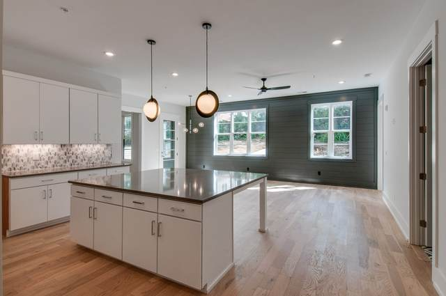119 Acklen Park Drive #201, Nashville, TN 37203 (MLS #RTC2223064) :: The Milam Group at Fridrich & Clark Realty