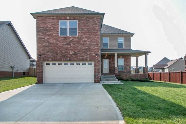 1694 Horseshoe Cave Dr, Clarksville, TN 37042 (MLS #RTC2223094) :: The Milam Group at Fridrich & Clark Realty