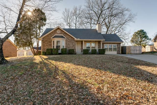 1166 Woodbridge Dr, Clarksville, TN 37042 (MLS #RTC2223096) :: FYKES Realty Group