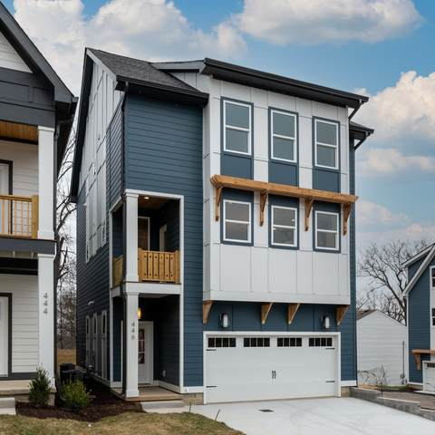 434 Becanni Lane #10, Nashville, TN 37209 (MLS #RTC2223148) :: Berkshire Hathaway HomeServices Woodmont Realty