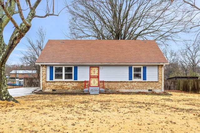 529 Caskey Dr, Clarksville, TN 37042 (MLS #RTC2223149) :: Village Real Estate