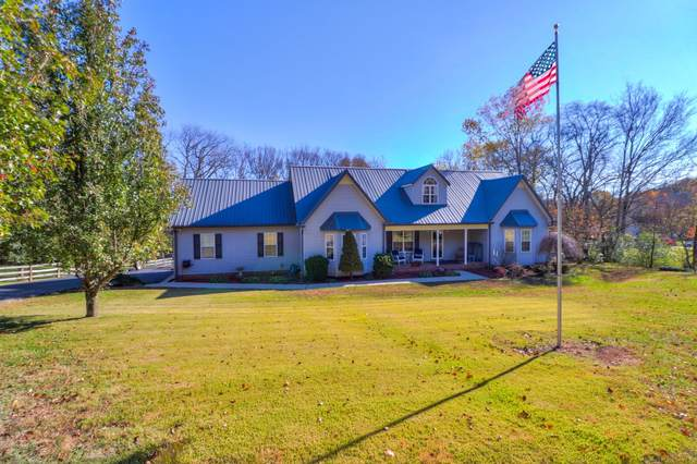 313 Emily Ln, Bell Buckle, TN 37020 (MLS #RTC2223167) :: Village Real Estate