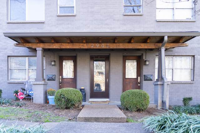 2901 Blair Blvd B10, Nashville, TN 37212 (MLS #RTC2223199) :: Team George Weeks Real Estate