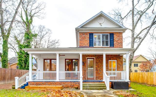 922 S Douglas Ave, Nashville, TN 37204 (MLS #RTC2223200) :: Morrell Property Collective | Compass RE