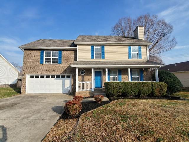 1511 Barrywood Cir W, Clarksville, TN 37042 (MLS #RTC2223210) :: John Jones Real Estate LLC