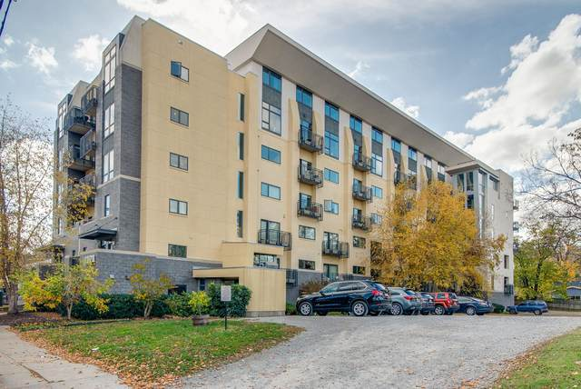1101 18th Ave S #204, Nashville, TN 37212 (MLS #RTC2223214) :: Candice M. Van Bibber | RE/MAX Fine Homes