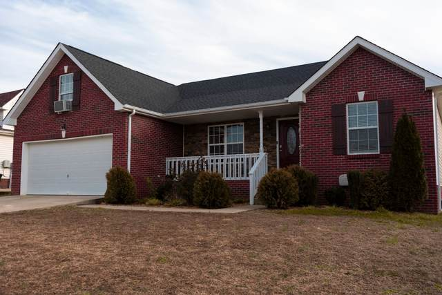 1902 Sydney Louise Dr, Clarksville, TN 37042 (MLS #RTC2223217) :: Team Wilson Real Estate Partners