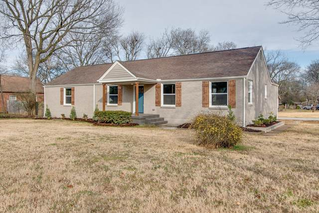 1127 Haysboro Ave, Nashville, TN 37216 (MLS #RTC2223238) :: Your Perfect Property Team powered by Clarksville.com Realty