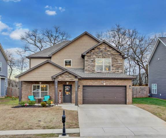 1108 Thrasher Dr, Clarksville, TN 37040 (MLS #RTC2223268) :: Ashley Claire Real Estate - Benchmark Realty