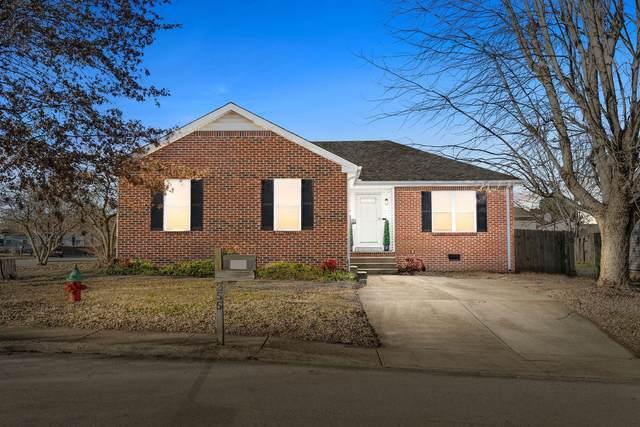 255 Grassmire Drive, Clarksville, TN 37042 (MLS #RTC2223293) :: John Jones Real Estate LLC