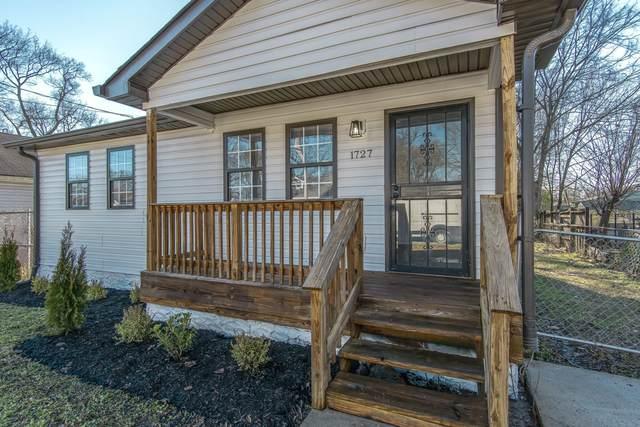1727 16th Ave N, Nashville, TN 37208 (MLS #RTC2223326) :: EXIT Realty Bob Lamb & Associates