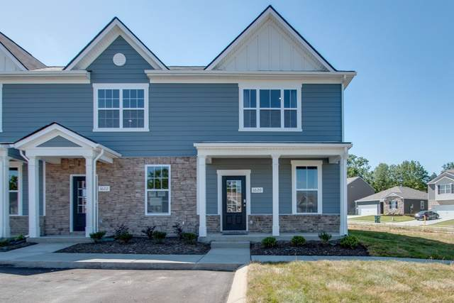601 Clifford Heights Lot # 28, Columbia, TN 38401 (MLS #RTC2223391) :: Village Real Estate