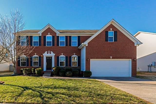 2033 Silverton Cir, Spring Hill, TN 37174 (MLS #RTC2223408) :: Team George Weeks Real Estate
