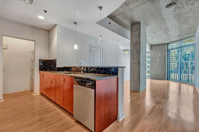 301 Demonbreun St #1309, Nashville, TN 37201 (MLS #RTC2223409) :: Village Real Estate