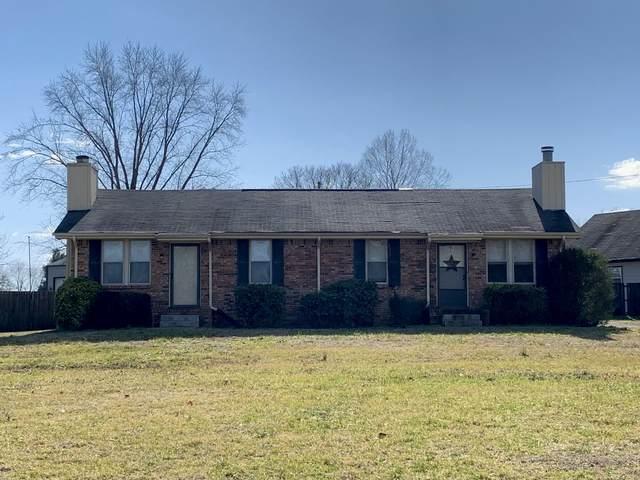 1503 Ridgewood Ct 1503-1505, Gallatin, TN 37066 (MLS #RTC2223418) :: Nashville on the Move