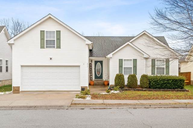 975 Cindy Jo Ct, Clarksville, TN 37040 (MLS #RTC2223420) :: Ashley Claire Real Estate - Benchmark Realty