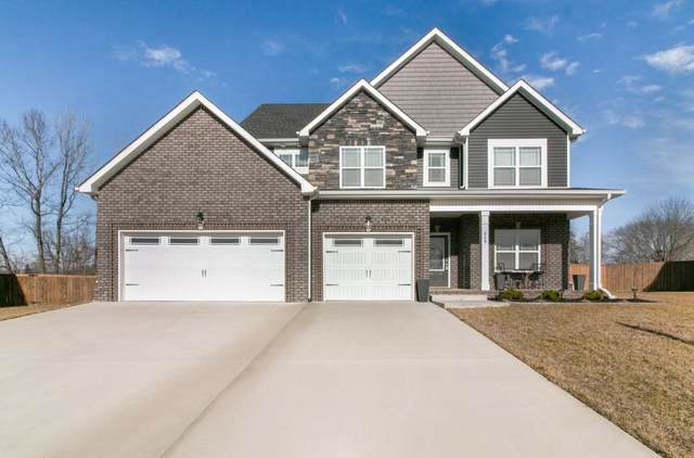 229 Ledina Ct, Clarksville, TN 37043 (MLS #RTC2223559) :: FYKES Realty Group