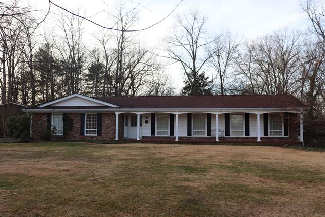 907 Country Club Dr, Tullahoma, TN 37388 (MLS #RTC2223578) :: Trevor W. Mitchell Real Estate