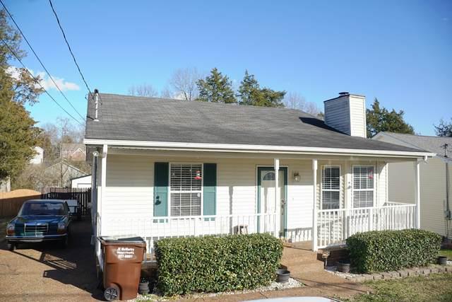 1429 Ocoee Trl, Madison, TN 37115 (MLS #RTC2223582) :: Nelle Anderson & Associates