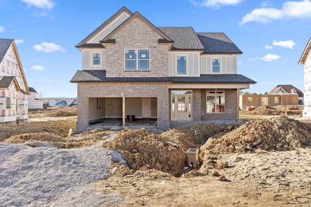 165 Hereford Farm, Clarksville, TN 37043 (MLS #RTC2223583) :: The Miles Team | Compass Tennesee, LLC