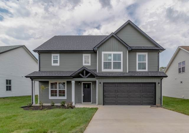 126 Chalet Hills, Clarksville, TN 37040 (MLS #RTC2223587) :: Ashley Claire Real Estate - Benchmark Realty