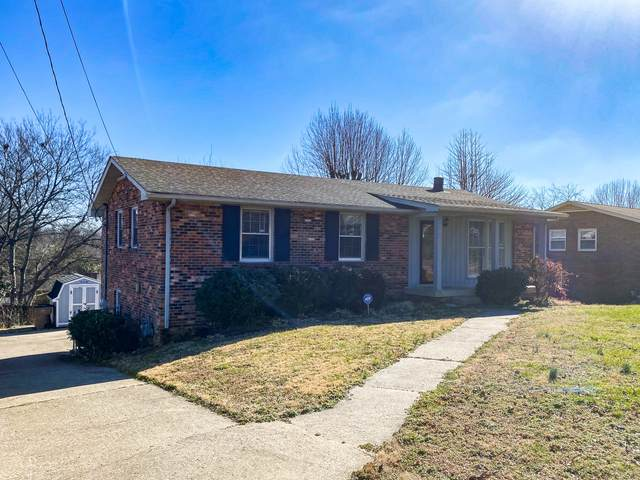 2804 Galesburg Dr S, Nashville, TN 37217 (MLS #RTC2223639) :: Your Perfect Property Team powered by Clarksville.com Realty