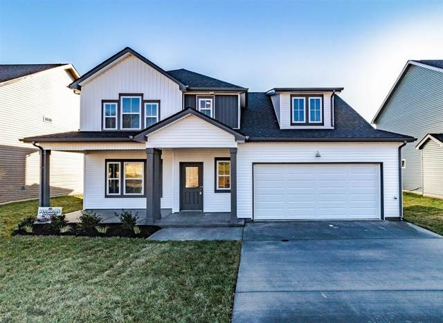 175 Chalet Hills, Clarksville, TN 37040 (MLS #RTC2223679) :: Ashley Claire Real Estate - Benchmark Realty