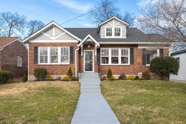 1009 Burchwood Ave, Nashville, TN 37216 (MLS #RTC2223701) :: RE/MAX Homes And Estates