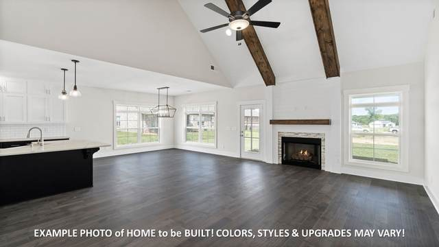 223 Hereford Farm, Clarksville, TN 37043 (MLS #RTC2223721) :: The Miles Team | Compass Tennesee, LLC