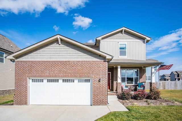 202 Disley Way, Murfreesboro, TN 37128 (MLS #RTC2223749) :: RE/MAX Homes And Estates