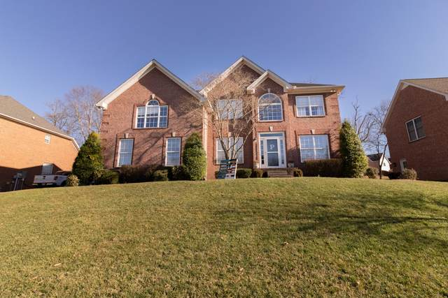 150 Wynbrooke Trce, Hendersonville, TN 37075 (MLS #RTC2223773) :: Morrell Property Collective | Compass RE