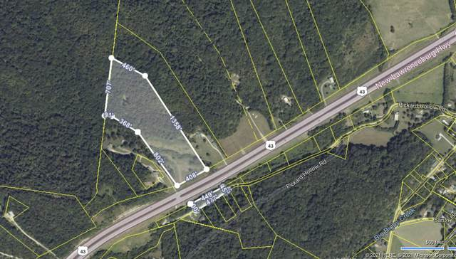 0 New Lawrenceburg Hwy, Mount Pleasant, TN 38474 (MLS #RTC2223791) :: RE/MAX Homes And Estates