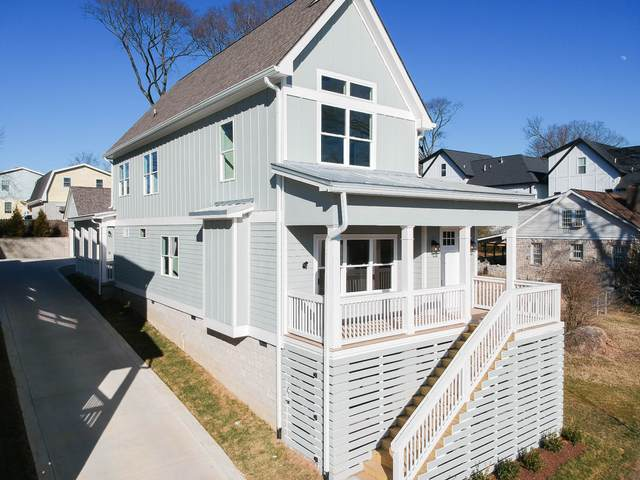 520 Moore Ave, Nashville, TN 37203 (MLS #RTC2223802) :: RE/MAX Homes And Estates