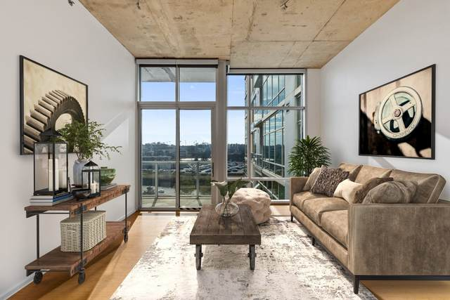 700 12th Ave S #708, Nashville, TN 37203 (MLS #RTC2223860) :: RE/MAX Homes And Estates
