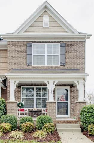 1402 Riverbrook Dr, Hermitage, TN 37076 (MLS #RTC2223951) :: The Adams Group