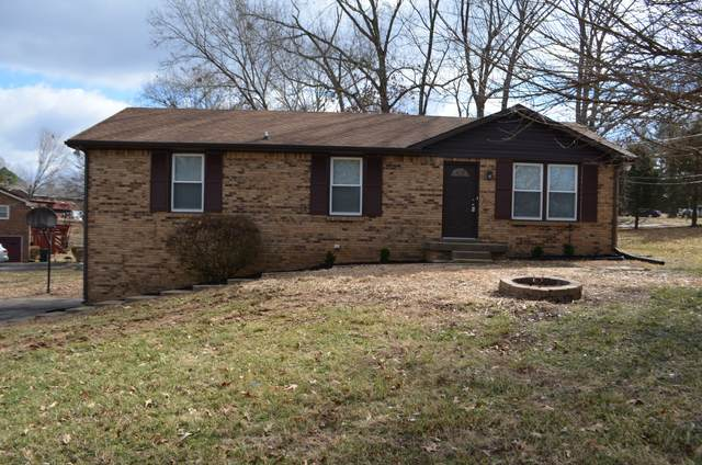 538 Briarwood Dr, Clarksville, TN 37040 (MLS #RTC2224089) :: Team Wilson Real Estate Partners