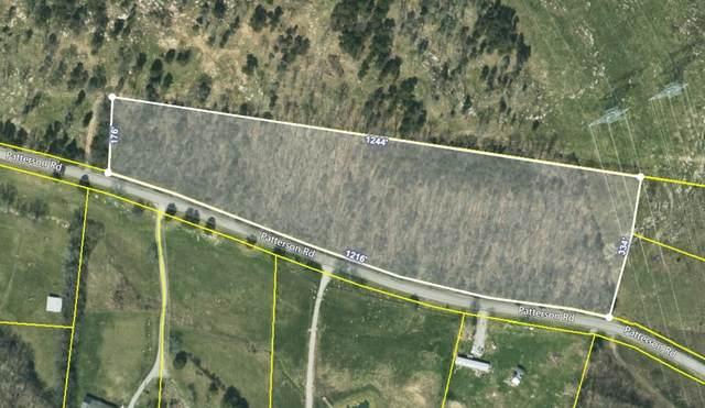 0 Patterson Road, Rockvale, TN 37153 (MLS #RTC2224137) :: John Jones Real Estate LLC