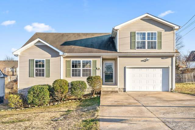 2904 Core Dr, Clarksville, TN 37040 (MLS #RTC2224199) :: Morrell Property Collective   Compass RE