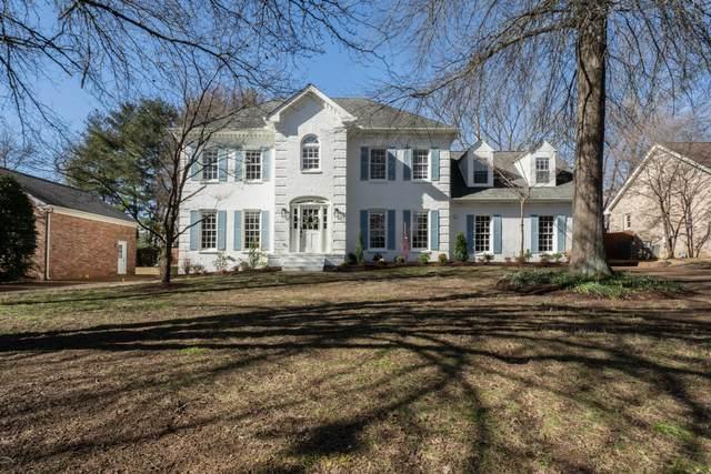 1540 Kinnard Dr, Franklin, TN 37064 (MLS #RTC2224202) :: Team Wilson Real Estate Partners