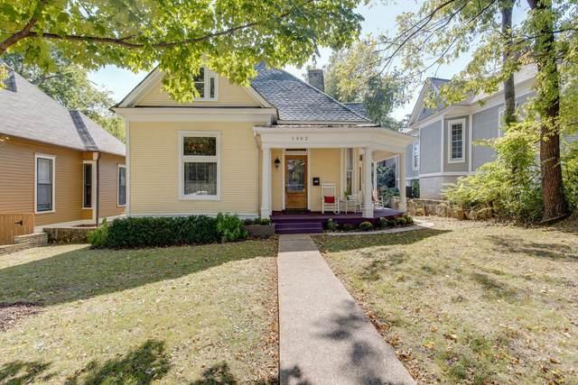 1302 Woodland St, Nashville, TN 37206 (MLS #RTC2224235) :: Trevor W. Mitchell Real Estate