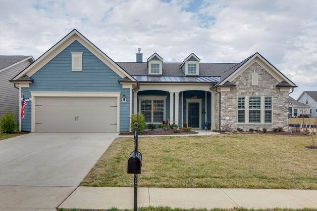 678 Overton Way, Spring Hill, TN 37174 (MLS #RTC2224299) :: The Adams Group