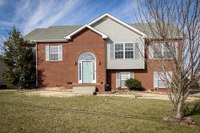 3176 Twelve Oaks Blvd, Clarksville, TN 37042 (MLS #RTC2224432) :: The Adams Group