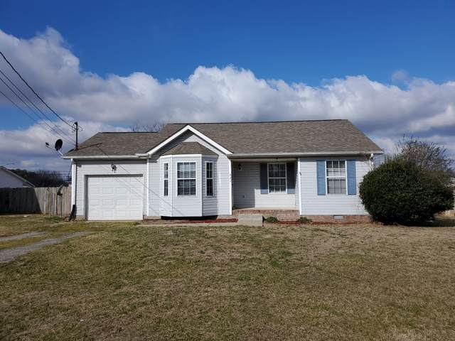 921 Van Buren Ave, Oak Grove, KY 42262 (MLS #RTC2224441) :: Morrell Property Collective | Compass RE
