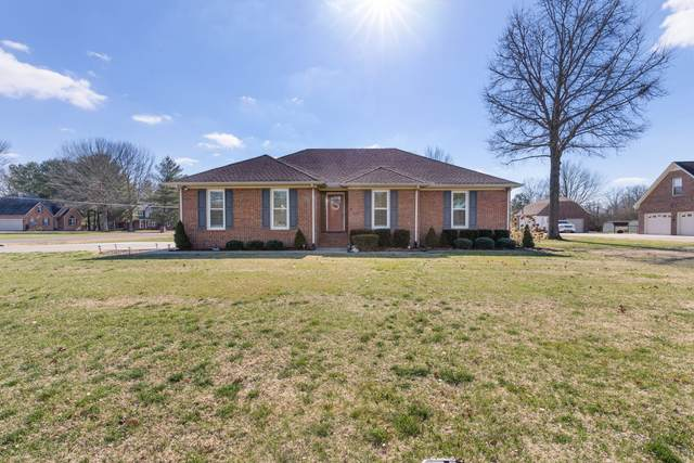 2020 Red Mile Rd, Murfreesboro, TN 37127 (MLS #RTC2224454) :: Morrell Property Collective   Compass RE