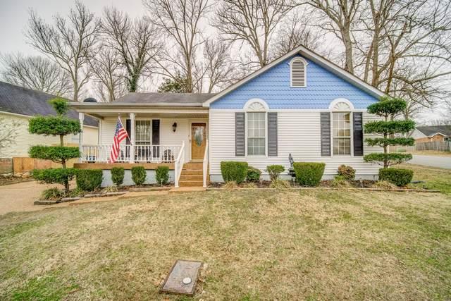 101 Welshwood Ct, Goodlettsville, TN 37072 (MLS #RTC2224468) :: John Jones Real Estate LLC