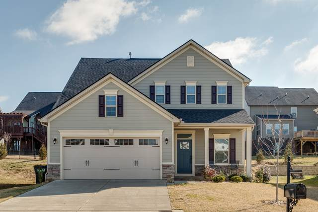 2104 Morton Dr, Spring Hill, TN 37174 (MLS #RTC2224594) :: Your Perfect Property Team powered by Clarksville.com Realty